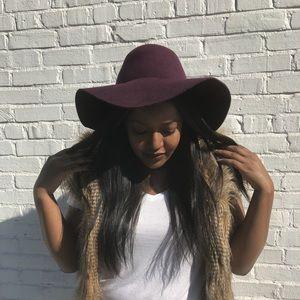American Apparel Wool Floppy Hat